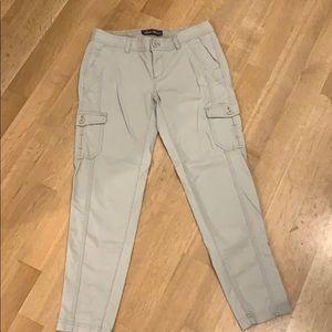 EDDIE BAUER Women's size 2 cargo skinny pant